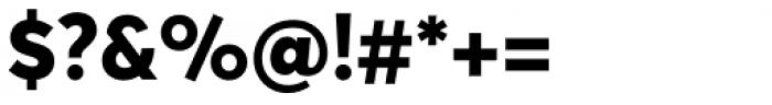Averta Std Cyr ExtraBold Font OTHER CHARS