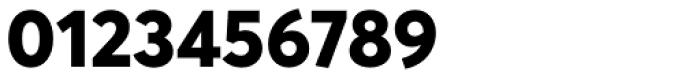 Averta Std ExtraBold Font OTHER CHARS