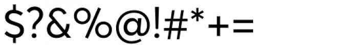 Averta Font OTHER CHARS