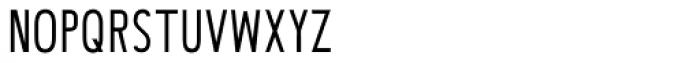 Avi Sans Light Font UPPERCASE
