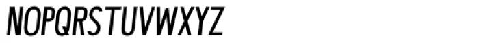 Avi Sans Medium Italic Font UPPERCASE