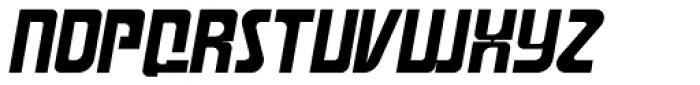 Aviana Italic Font UPPERCASE