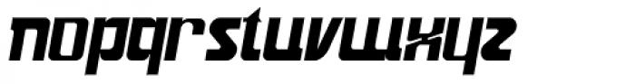 Aviana Italic Font LOWERCASE