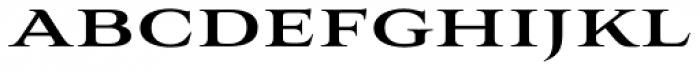 Aviano Bold Font LOWERCASE