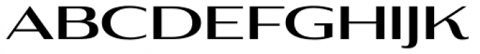Aviano Contrast Bold Font LOWERCASE