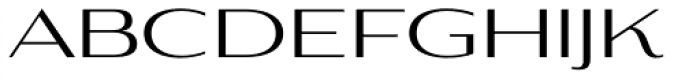 Aviano Contrast Font LOWERCASE