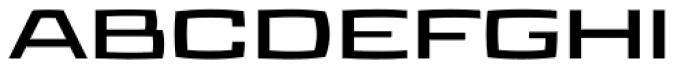 Aviano Future Bold Font UPPERCASE