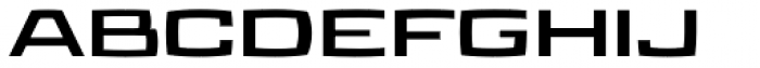 Aviano Future Bold Font LOWERCASE