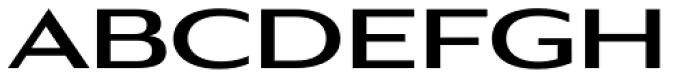 Aviano Gothic Black Font UPPERCASE