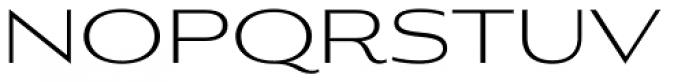 Aviano Gothic Light Font LOWERCASE