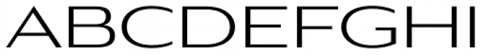 Aviano Gothic Regular Font UPPERCASE