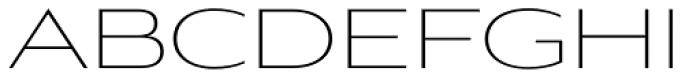 Aviano Gothic Thin Font UPPERCASE
