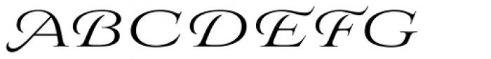Aviano Royale Regular Font UPPERCASE