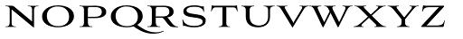 Aviano Royale Regular Font LOWERCASE