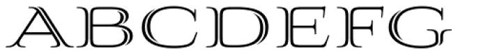Aviano Silk Regular Font UPPERCASE