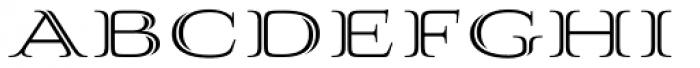 Aviano Silk Regular Font LOWERCASE