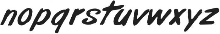 Awaken-Solid otf (400) Font LOWERCASE