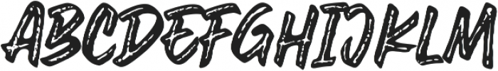 Awesome Journey ttf (400) Font UPPERCASE
