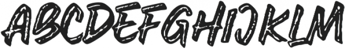 Awesome Journey ttf (400) Font LOWERCASE