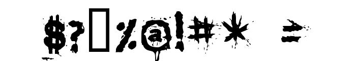 Awaken Font OTHER CHARS