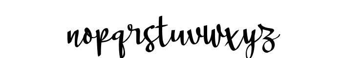 Awanipun_ Font LOWERCASE