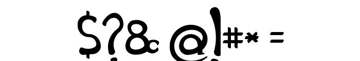 Awelita Font OTHER CHARS