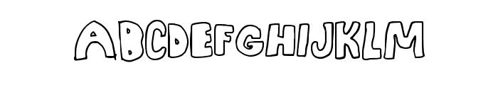 AwesomeStyle Font UPPERCASE