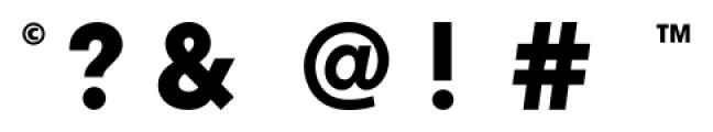 AWAVAKII Regular Font OTHER CHARS