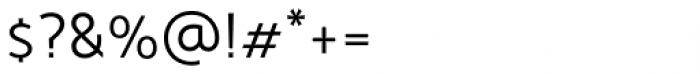 AwanZaman Light Font OTHER CHARS