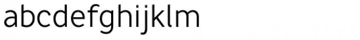 AwanZaman Light Font LOWERCASE