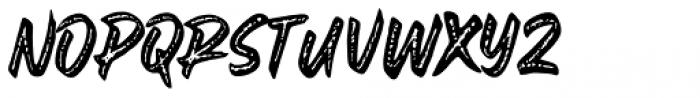 Awesome Journey Regular Font UPPERCASE