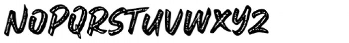 Awesome Journey Regular Font LOWERCASE
