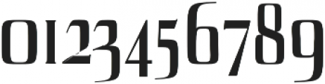 Axell otf (400) Font OTHER CHARS