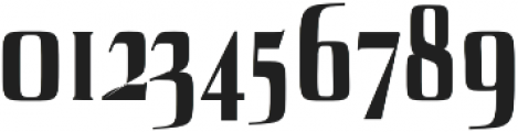 Axell otf (700) Font OTHER CHARS