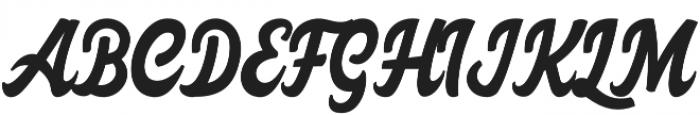 Axettac otf (400) Font UPPERCASE