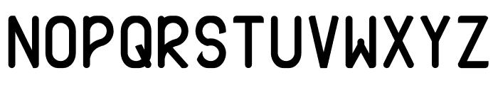 AXTON Font UPPERCASE