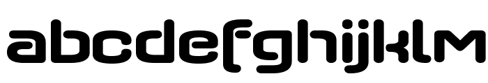 Axaxax-Regular Font LOWERCASE