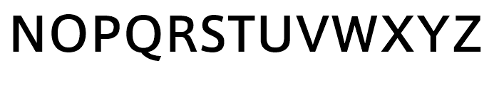 AXIS Font Japanese Pro N Medium Font UPPERCASE