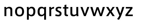 AXIS Font Latin Medium Font LOWERCASE