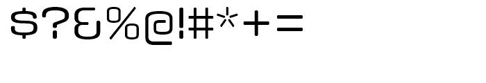 Axaxax Book Font OTHER CHARS