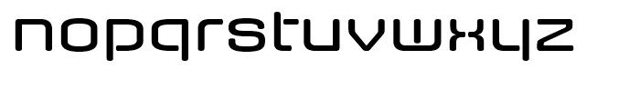 Axaxax Semibold Font LOWERCASE