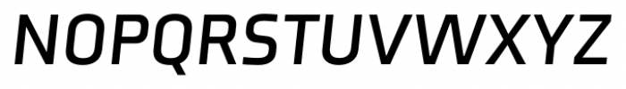 Axia Bold Italic Font UPPERCASE
