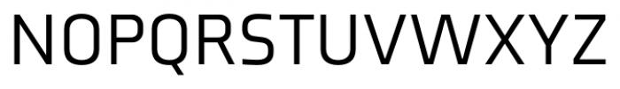 Axia Regular Font UPPERCASE