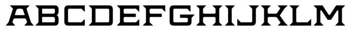 Axion SER ScOsf Regular Font UPPERCASE