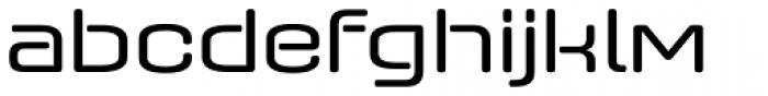 Axaxax Regular Font LOWERCASE