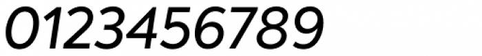 Axiforma Italic Font OTHER CHARS