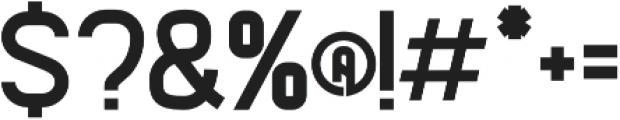ayuenda regular otf (400) Font OTHER CHARS