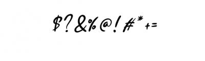 Ayutuban Font OTHER CHARS