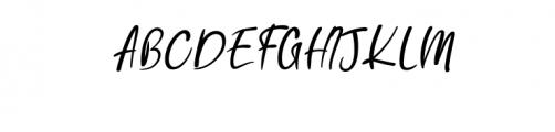 Ayutuban Font UPPERCASE