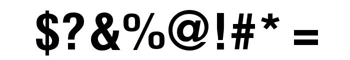 Ayar Kasone Font OTHER CHARS